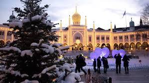 Julemarked i Tivoli København