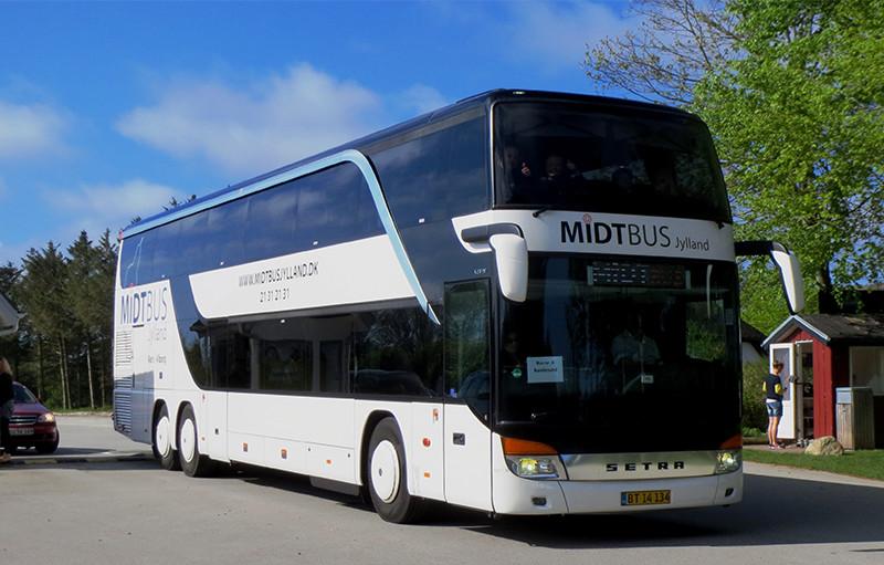 Busrejser i Danmark