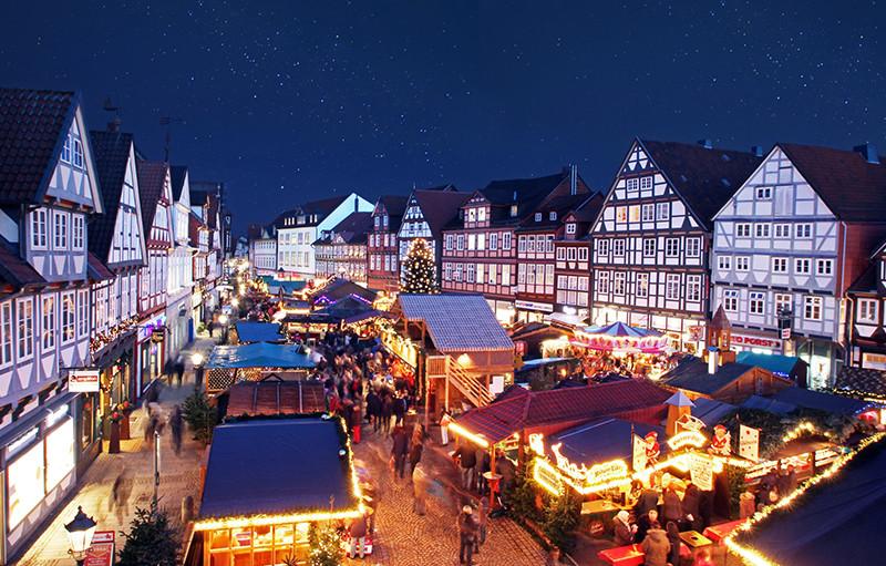Julemarked i Celle