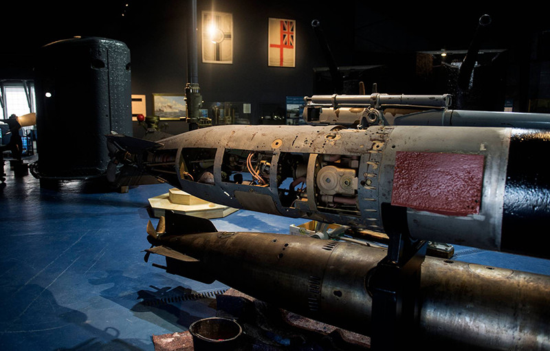 Sea War Museum Jutland